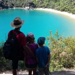 Hiking in Abel Tasman, South Island