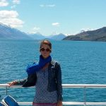 Day out on Lake Wakitipu, Queenstown, South Island
