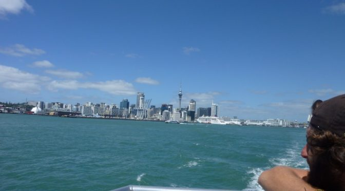 Auckland ( and close to Auckland ) Adventures