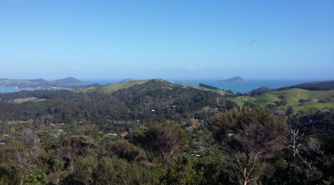 Coromandel – Waterworks and the Driving Creek Railway