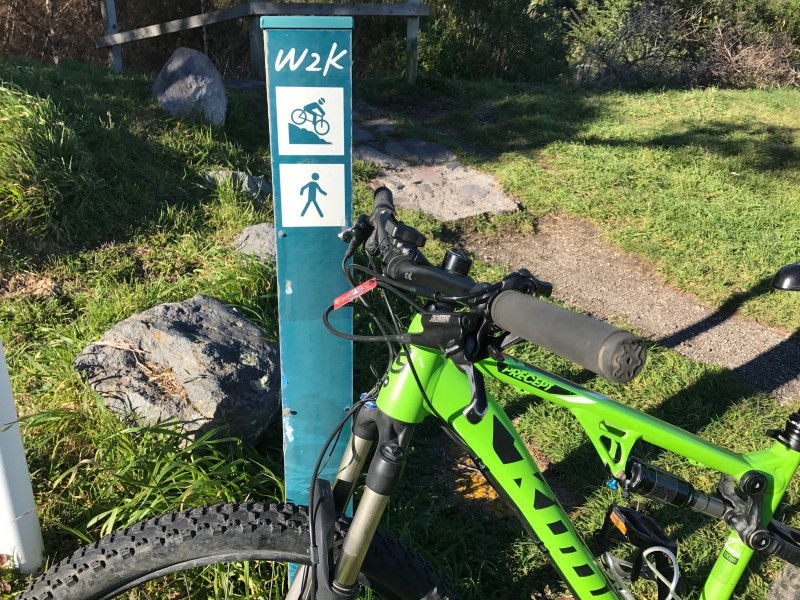 Great Lake Trail - W2K mountain biking