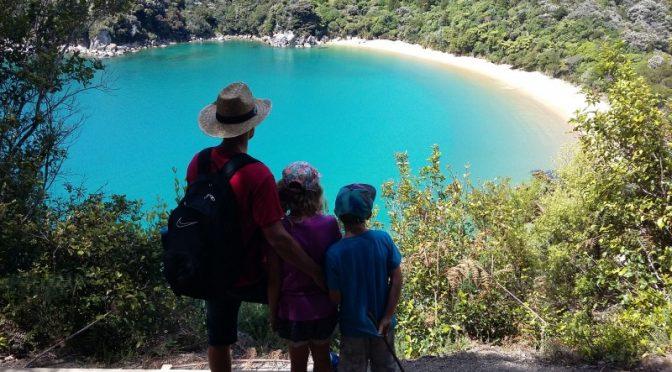 A day trip into Abel Tasman National Park