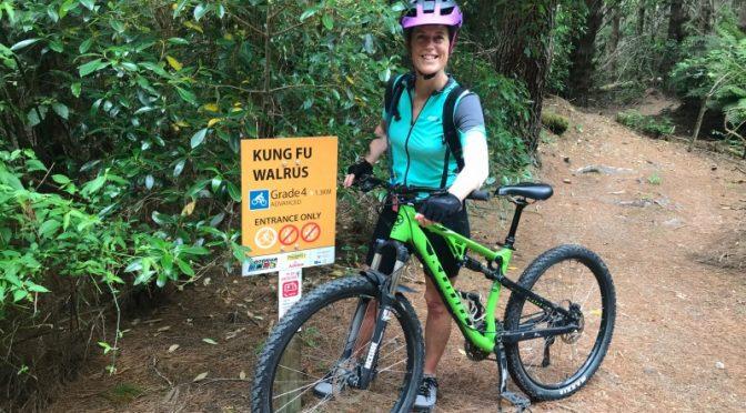 How I took my mountain biking to the next level